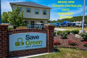 Photo of Save Green Self Storage- 3311 Enterprise Dr- Wilmington, NC (North Chase)