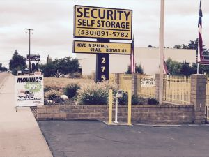 Photo of Security Self Storage - Chico