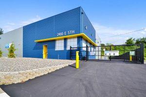 Photo Of Iron Gate Storage Annex