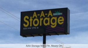 Photo of AAA Storage NW 27th