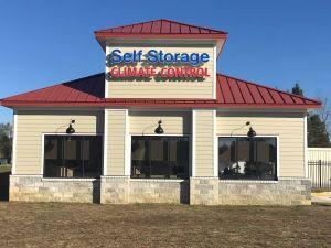 AAAA Self Storage & Moving - Petersburg - 2463 County Drive