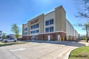 Photo of CubeSmart Self Storage - Fort Worth - 2721 White Settlement Rd