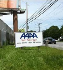 Photo of AAAA Self Storage & Moving - Martinsburg - 2848 Winchester Avenue