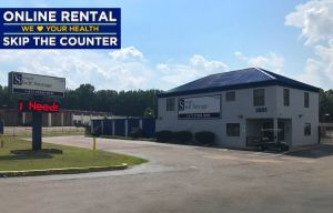 Simply Self Storage - 3891 Thomas Street - Frayser