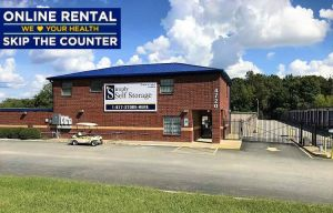 Photo of Simply Self Storage - 4720 Getwell Road - Memphis