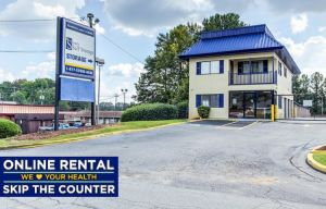 Simply Self Storage - 732 Chance Road - Noonday