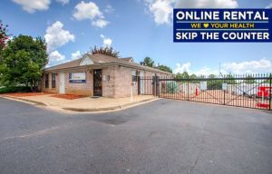 Simply Self Storage - 314 S Mount Pleasant Road - Collierville