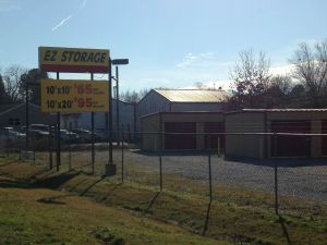 Photo of EZ Storage - New Church - 31608 Hudson Street