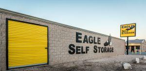Eagle Self Storage - Hobbs - 620 East Navajo Drive