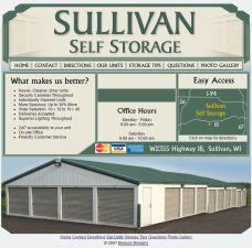 Photo of Sullivan Self Storage