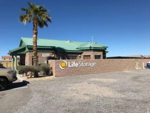 Photo of Life Storage - Las Vegas - 6590 West Warm Springs Road