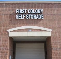 Photo of First Colony Self Storage
