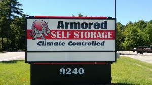 Photo of Armored Storage