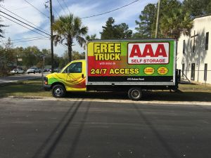 Photo of AAA Self Storage - Columbia - Rabon Rd.