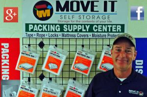 Photo of Move It Self Storage - Rodd Field