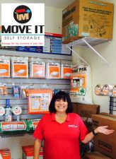 Photo of Move It Self Storage - Weber Road