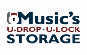 Photo of Music's U-Drop U-Lock Storage