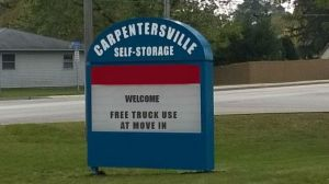 Photo of Carpentersville Self Storage