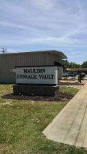 Photo of Mauldin Storage Vault