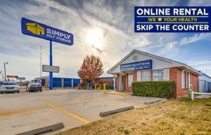 Photo of Simply Self Storage - 3015 N Service Road - Moore