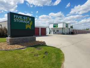 Photo of Five Star Storage - Grand Forks - 5118 Gateway Drive