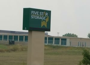 Photo of Five Star Storage - Dickinson - 430 29th Street West