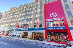 Photo of CubeSmart Self Storage - New York - 444 West 55th Street