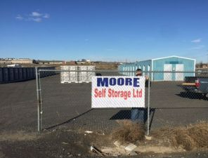 Photo Of Moore Self Storage Connell Wa