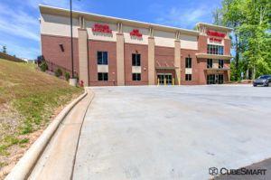 Photo of CubeSmart Self Storage - Raleigh - 7901 Glenwood Ave