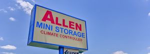 Photo of Allen Mini Storage - Port Arthur - 8221 9th Avenue