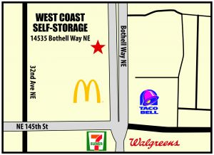 Photo of West Coast Self-Storage Sheridan Beach