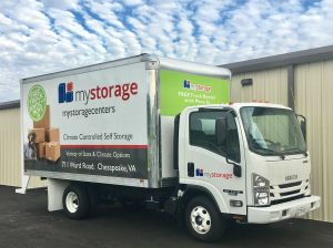 Photo of MyStorage - Chesapeake - 711 Ward Road