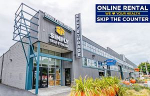 Photo of Simply Self Storage - 2811 NW Market Street - Ballard