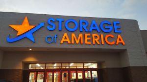 Storage of America - Shiloh Springs Rd