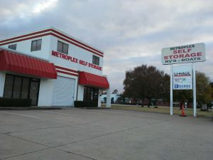 Photo of Metroplex Self Storage - Colleyville - 1801 Industrial Boulevard