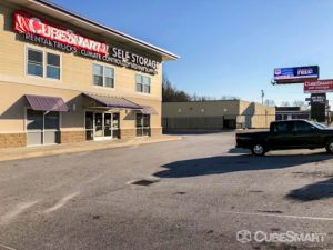 Photo of CubeSmart Self Storage - Greenville - 450 Haywood Road