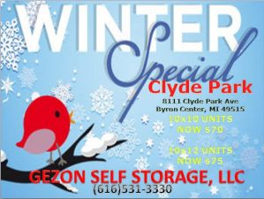 Photo Of Clyde Park Self Storage