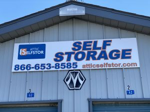 Photo of Attic Selfstor - Plainfield
