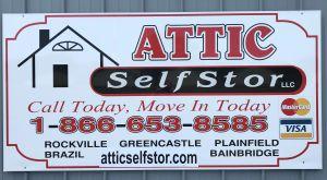 Photo of Attic Selfstor - Bainbridge