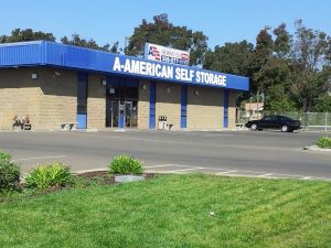Photo of A-American Self Storage - Marks Ave.