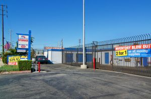 Photo of A-American Self Storage - Santa Fe Springs