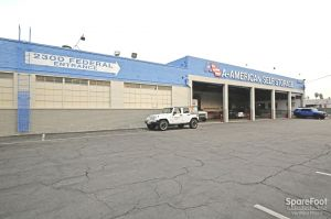 Photo of A-American Self Storage - West L A