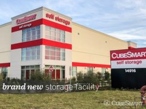 Photo of CubeSmart Self Storage - Orlando - 14916 Old Cheney Hwy