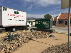 Photo of A Storage Place - Indio - 83050 Avenue 45