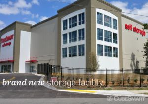 Photo of CubeSmart Self Storage - Jacksonville - 45 Jefferson Rd