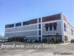 Photo of CubeSmart Self Storage - Pembroke Pines - 18460 Pines Blvd