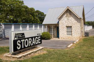 Photo of Attic Storage #1
