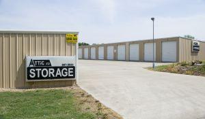 Photo of Attic Storage #2