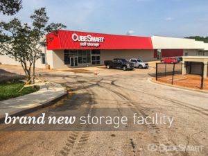 Photo of CubeSmart Self Storage - Greenville - 1900 Old Buncombe Rd