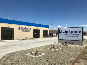 Attractive ZipSpace Storage. 7777 West 11th Street Tracy CA ...